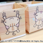 A4用紙で折る紙箱 ―ネコさんVer.―